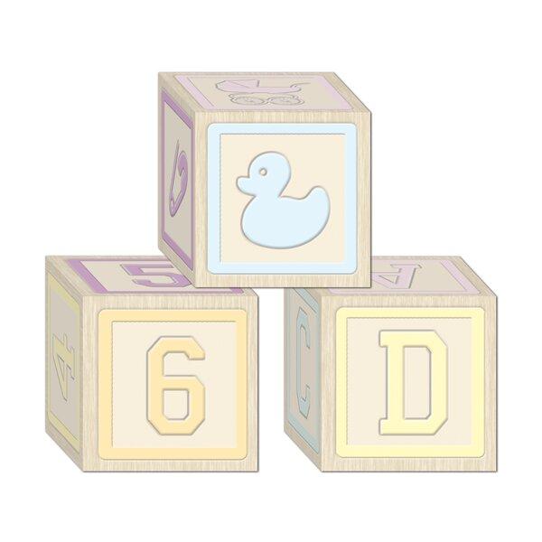 Block Letters Wayfair