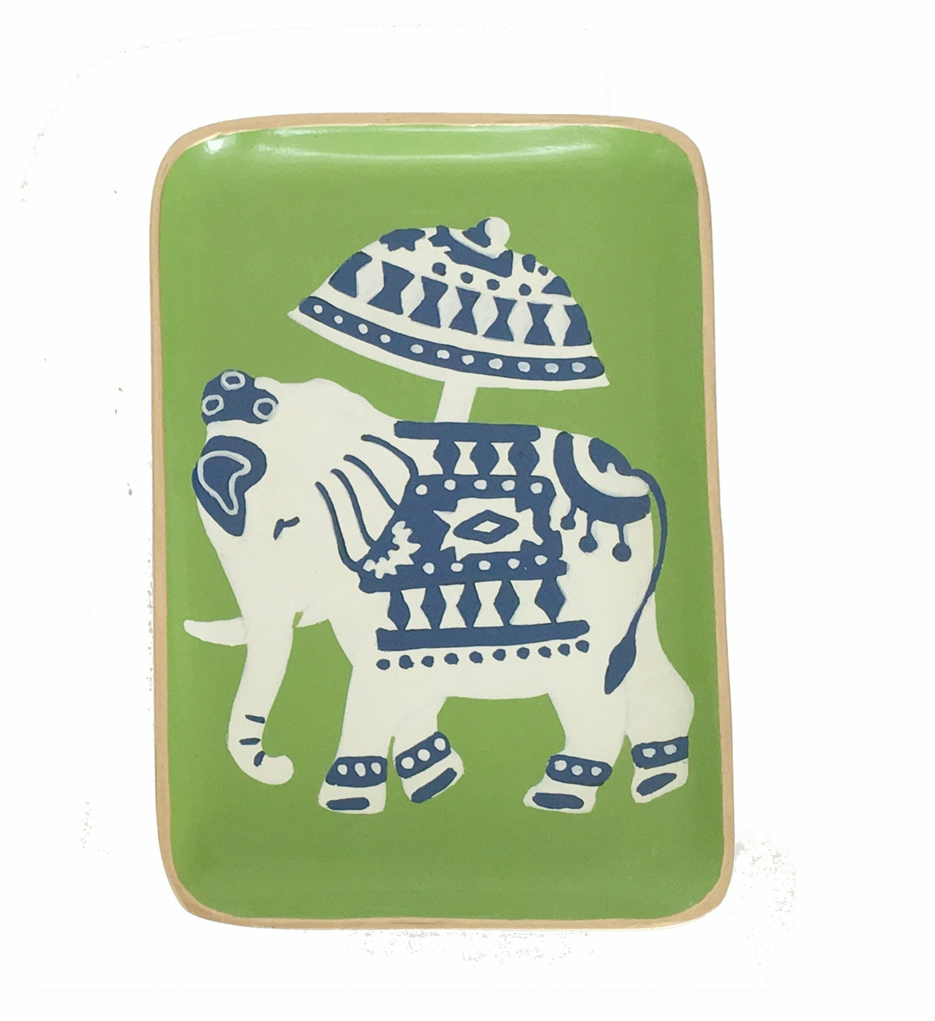 The Elephant In The Room Small serving Tray
