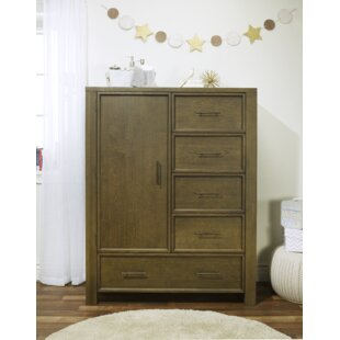 Floating 5 Drawer Chest by Sorelle