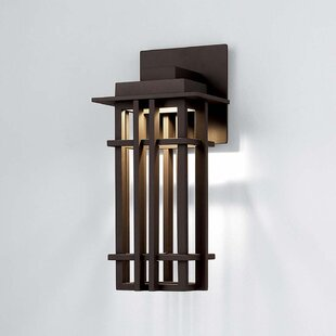 Laforest 1 Light LED Outdoor Sconce