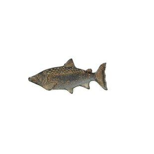 Cast Iron Fish Accessory Tray