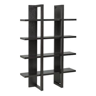 Marquise 3 Tiered Etagere Bookcase Corrigan Studio Cheap