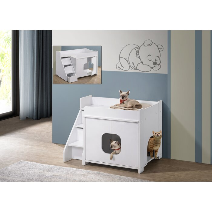 Laskie Litter Box Enclosure