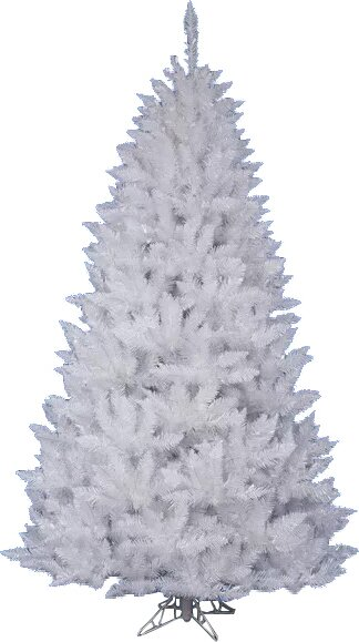 sparkle 75 white spruce artificial christmas tree - Red Artificial Christmas Tree