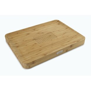 Bamboo Cut & Carve Cutting Board
