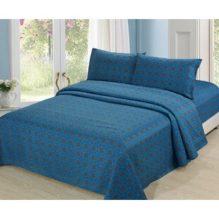 Culture Clash Polyester Sheet Set