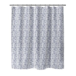 Hodgin Shower Curtain by Bungalow Rose