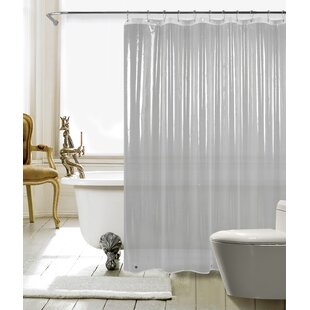 Marydel 8 Gauge PEVA Single Shower Curtain