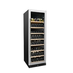 177 Bottle Dual Zone Freestanding Wine Cellar