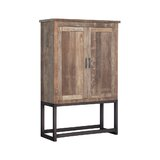 Geneve 48 Wide Solid Wood Sideboard by Eleonora