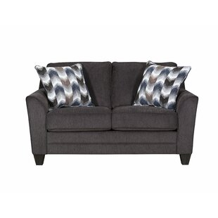 Shop Traynor Loveseat by Ebern Designs
