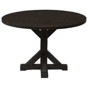 Frontier Pedestal Dining Table