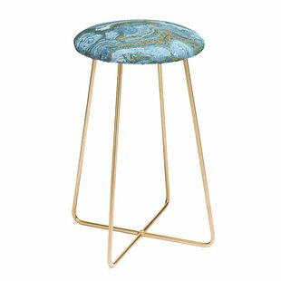 Emanuela Carratoni Waves 30 Bar Stool East Urban Home