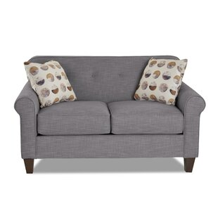 Sébastien Loveseat by Birch Lane™ Heritage Great Reviews