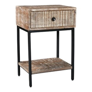 Swenson End Table by Union Rustic
