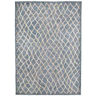 Bogard Hand-Tufted Gray Indoor/Outdoor Area Rug