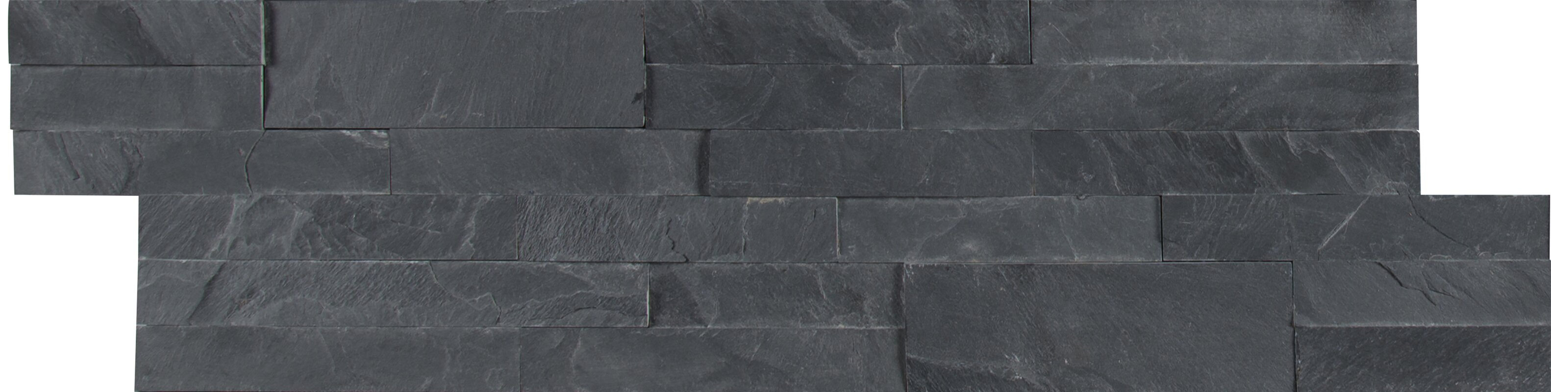 Msi midnight ash veneer peel and stick natural slate subway tile midnight ash veneer peel and stick natural slate subway tile in black dailygadgetfo Choice Image