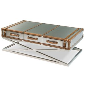 Sarreid Ltd Belted Coffee Table Image
