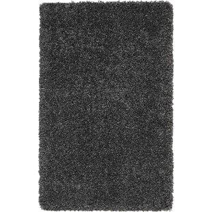 Parrish Dark Gray Area Rug by Charlton Home