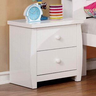 Savings Amabilia 2 Drawer Nightstand by Mack & Milo Reviews (2019) & Buyer's Guide