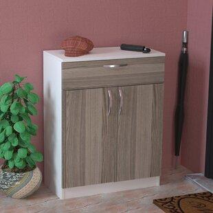 9 Pair Shoe Storage Cabinet by Latitude Run