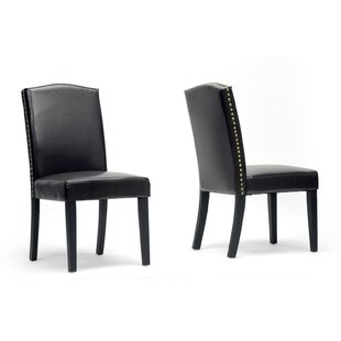 Compare & Buy Fella Upholstered Dining Chair (Set of 2) by Alcott Hill