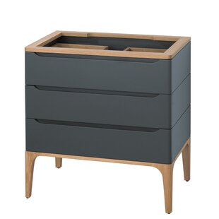 Wide Signature 28 Single Bathroom Vanity Base by Ronbow