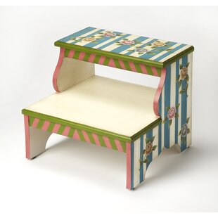 Beau Melrose Alice In Wonderland Step Stool