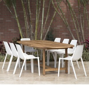 Claudio 9 Piece Dining Set