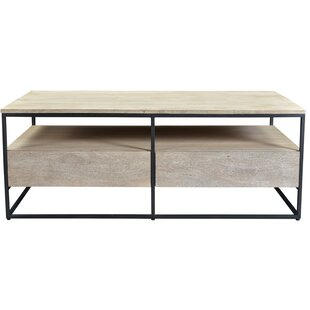 Behan Coffee Table with Storage