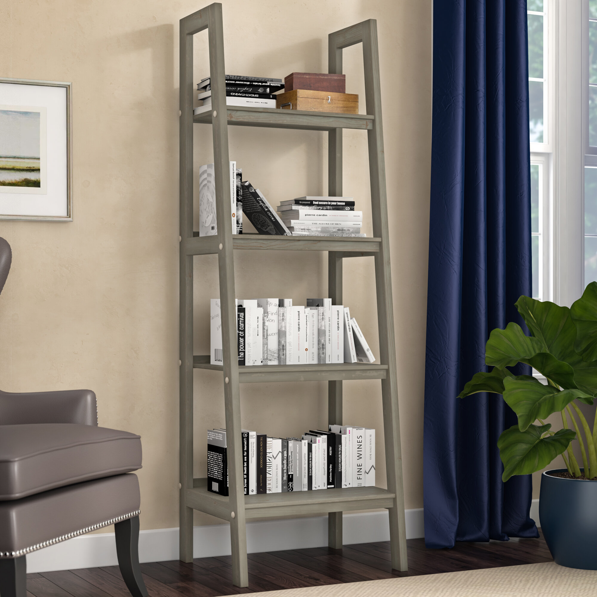 Heritage Ine Ladder Bookcase Reviews