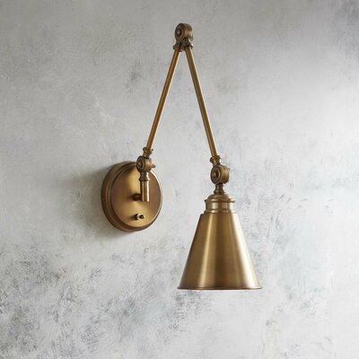 Waucoba Swing Arm Lamp