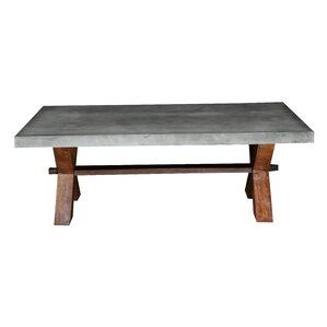 Belgian Trestle Dining Table by Home and Garden Direct
