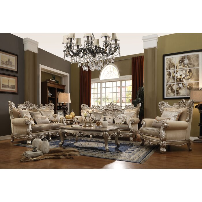 Ewan Configurable Living Room Set