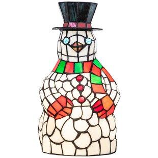 Hinton Snowman 15 Table Lamp