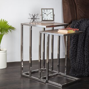 Compare & Buy Charla Nesting Table (Set of 2) by Brayden Studio