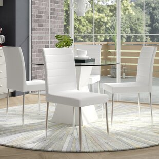Odysseus Side Chair (Set Of 4) by Wade Logan Great price