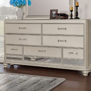Attrayant Bedroom 7 Drawer Standard Dresser