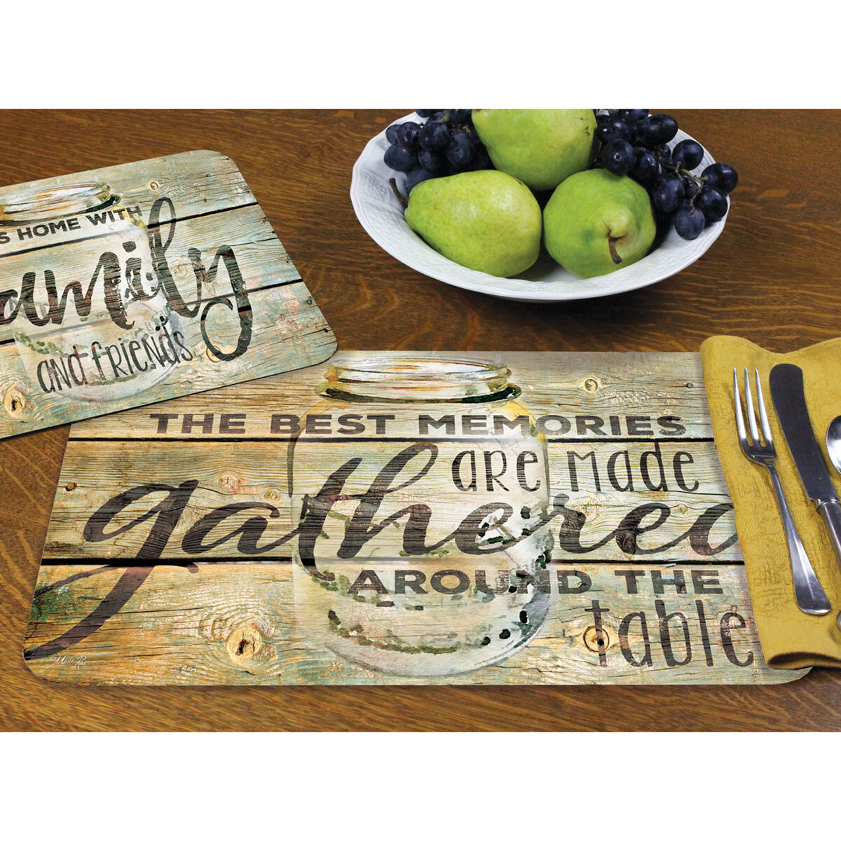 Rectangular Millwood Pines Placemats You Ll Love In 2021 Wayfair