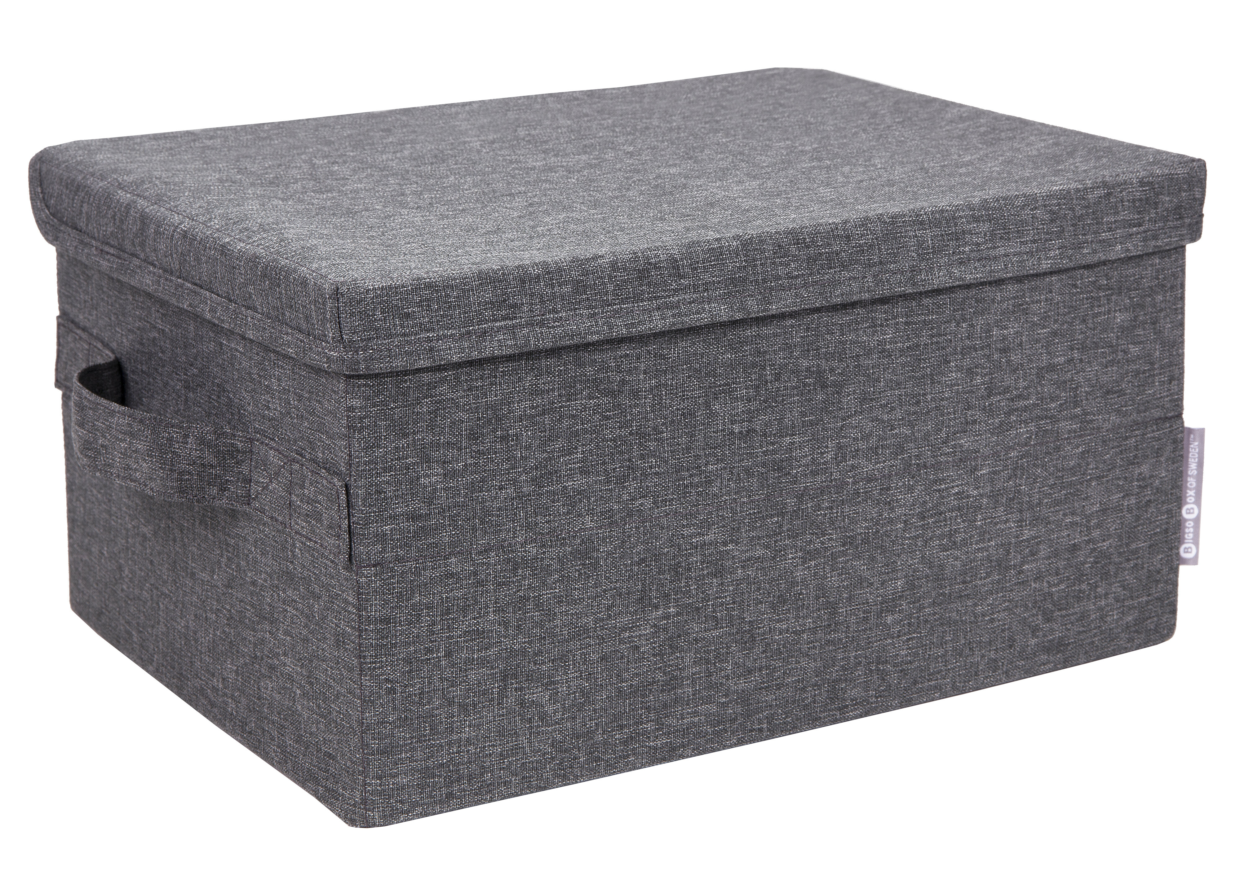 Bigso Soft Storage Fabric Box Reviews Wayfair