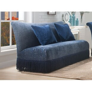 Shop Reyes Loveseat by Everly Quinn