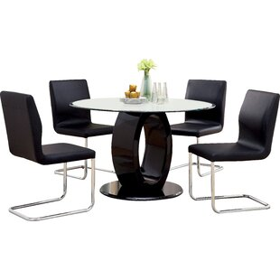 Berwick 5 Piece Dining Set Orren Ellis