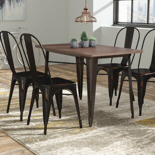 Croley 5 Piece Dining Set by Williston Forge Great Reviews