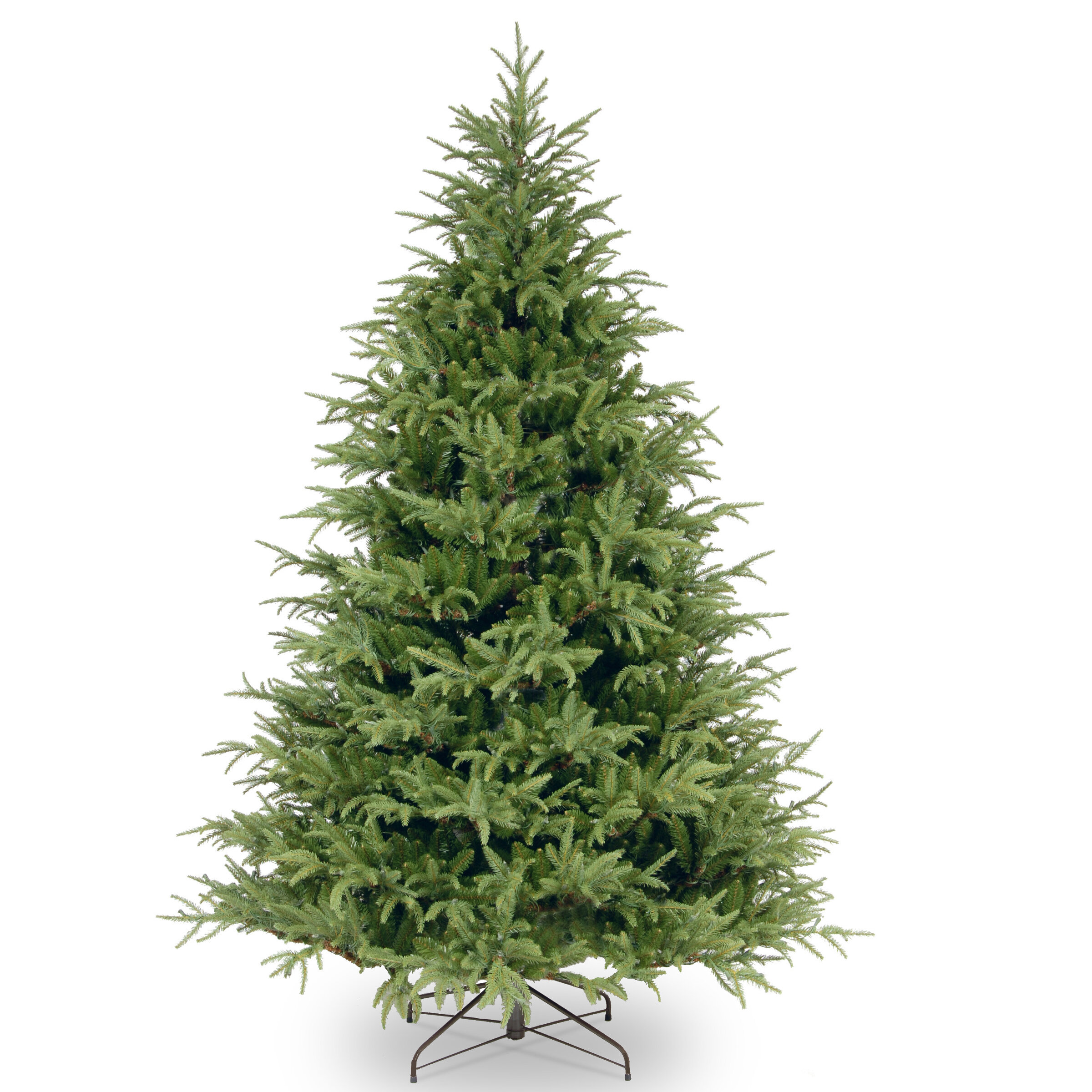 7 5 Green Fir Artificial Christmas Tree Reviews Birch Lane