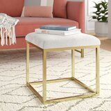 Annalise 17.5 Square Standard Ottoman by Foundstone™