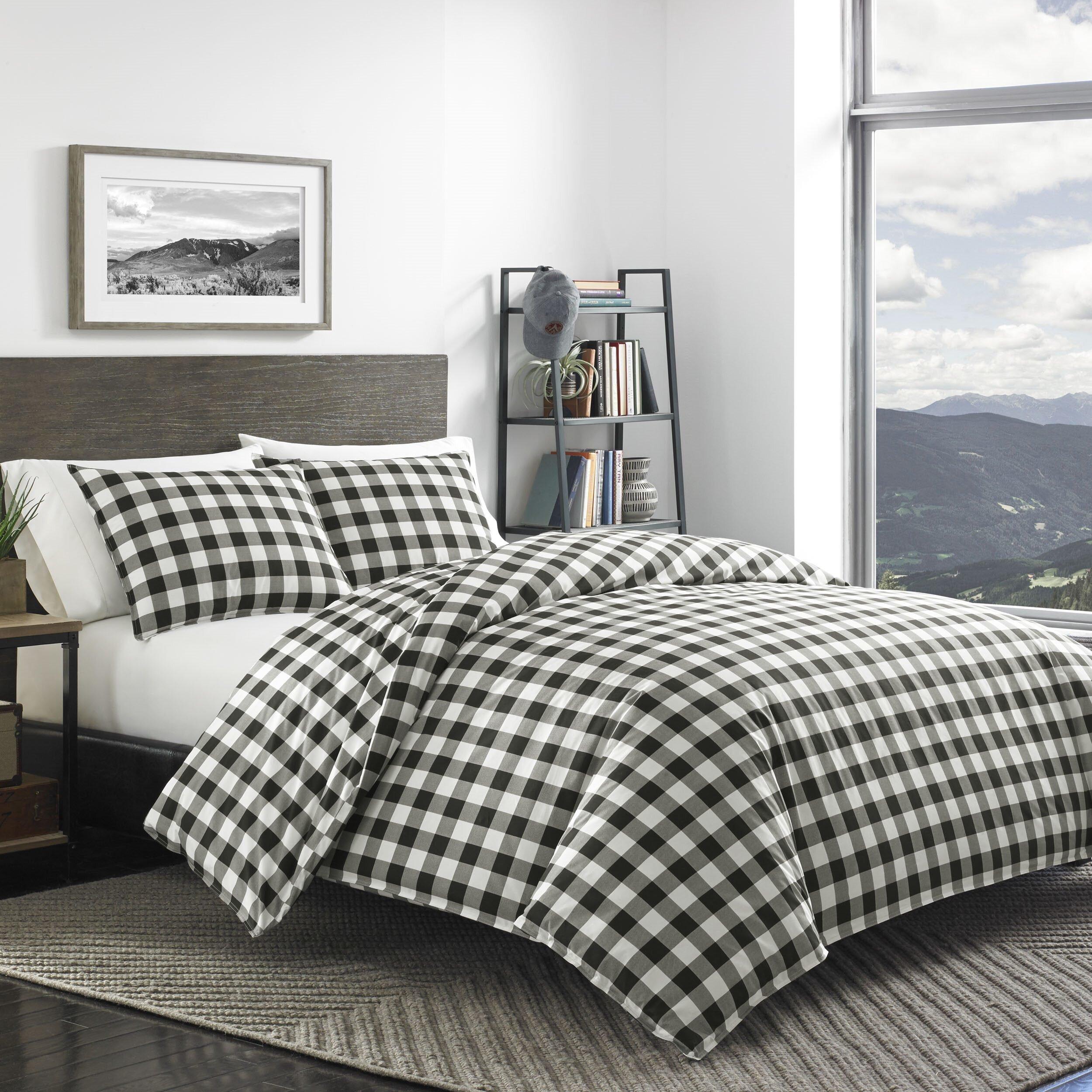 Eddie Bauer Mountain Reversible Comforter Set Reviews Wayfair