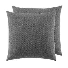 Black Euro Throw Pillows You Ll Love In 2021 Wayfair