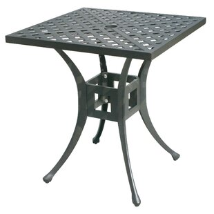 Brownton Aluminum Bistro Table
