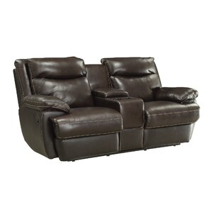 Hughes Leather Reclining L..