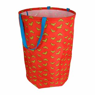 Wonder Woman Laundry Hamper By Everything Mary